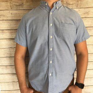 J. Crew T-Shirt Button Up